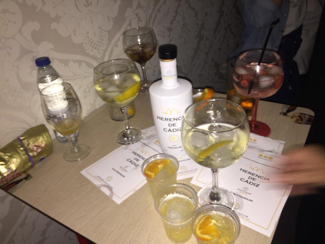 gin tonic premium españa